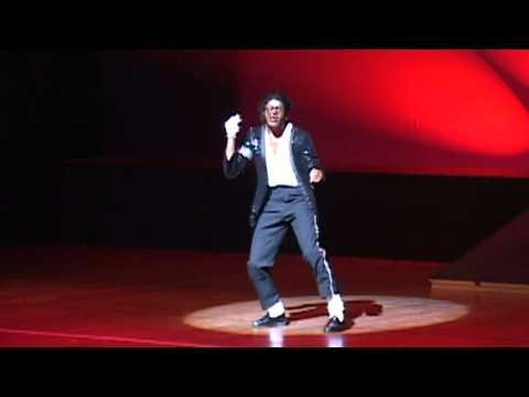 Michael Jackson Billie Jean Live by Kedrick Brown
