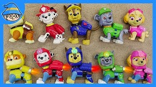 Paw Patrol rescue mission. Paw Patrol toy collection. Paw Patrol episode video.