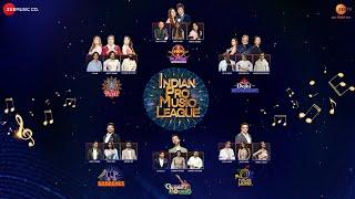 Indian Pro Music League Anthem | Sajid Wajid | Zee TV | IPML