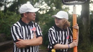 SEC Shorts - SEC referee Take Your Daughter to Work Day