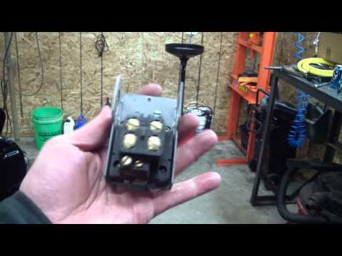 square d pressure switch hook up