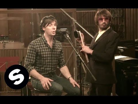 Martin Solveig - The Night Out (Live at Studio Ferber)