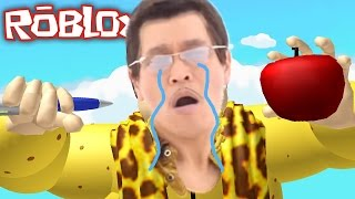 THE ONE WHO LOSES, WILL MAKE THE RIDICULE BEFORE THOUSANDS OF PEOPLE :V ROBLOX #16 PPAP