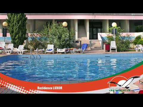 Residence LUXOR - BIBIONE - ITALY