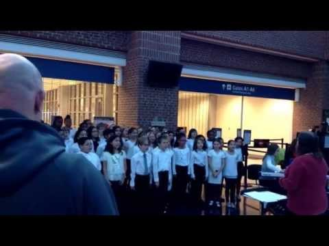 """Tabb Elementary School - """"Mistletoe"""""""