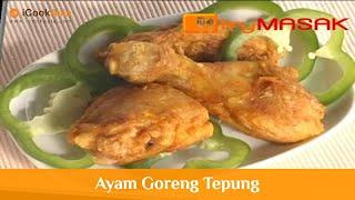 Video Ayam Goreng Tepung | iCookAsia download MP3, 3GP, MP4, WEBM, AVI, FLV September 2017