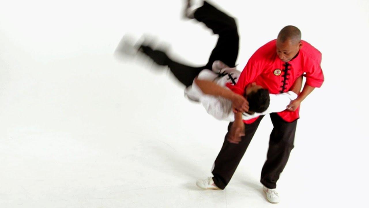 How to Do Tiger & Crane Self-Defense | Shaolin Kung Fu ...