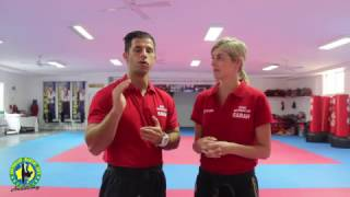 Mothers Day 'Kick 4 Cancer' Self Defence Workshop