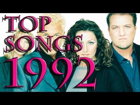 Top Songs Of 1992