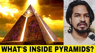 WHAT'S INSIDE? 4500 Years Pyramid Mystery | Tamil | Madan Gowri | MG