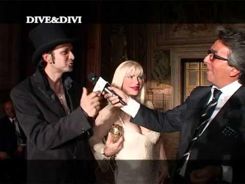 Gianni molaro alta moda luglio 2011 dive e divi youtube - Dive e divi ...