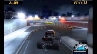 Review - Monster Jam Urban Assault (Monster Jam Games Part 4)