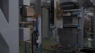 Укладка (упаковка) неглазированных вафель(Разработанный и введенный мной в эксплуатацию комплекс роботизированной упаковки неглазированных вафель..., 2016-05-14T19:51:42.000Z)