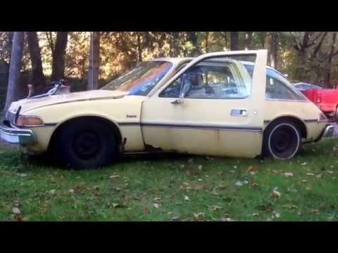 76 amc pacer first start in 20 years