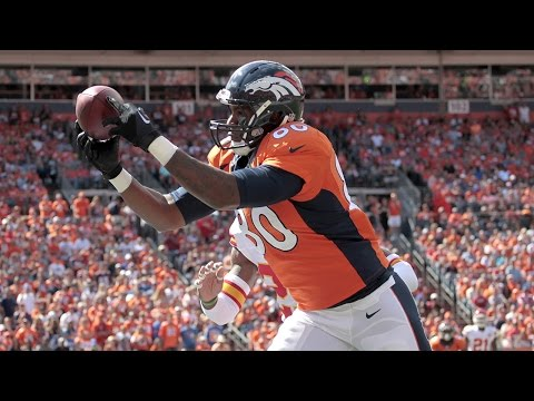 Julius Thomas 2014 season highlights