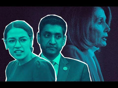 Ro Khanna & AOC Vs Pelosi & Every House Dem | Sad Dems Fold On Paygo