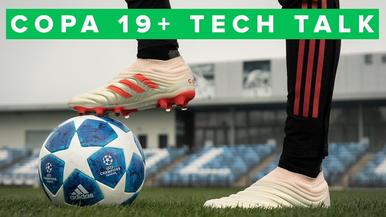 new style 2947b 4d1fe online store 4a0c3 b3fa7 ADIDAS COPA 19+ REVIEW  half off 22ff0 9ee36 THE  NEW COPA 19+ New leather technology