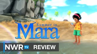 Summer in Mara Does Not Land Among the Stardews (Nintendo Switch Review) (Video Game Video Review)