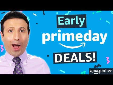 Top 50 Amazon Prime Day Deals 2020 🤑 (Updated Hourly!!)