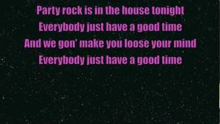 LMFAO Party Rock Anthem Karaoke