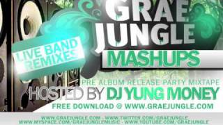 Boom Boom Pow - Black Eyed Peas (Grae Jungle Mashup)