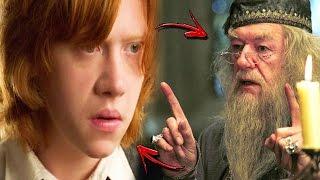 ¿Es Dumbledore en realidad Ron del futuro? Parte 2-Harry Potter Teoria