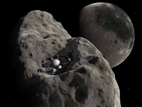 Asteroid 2011 UW158 has a value $5.4 Trillion of Platinum Group Metals
