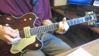 Beatles - Act Naturally Lead Guitar Secrets