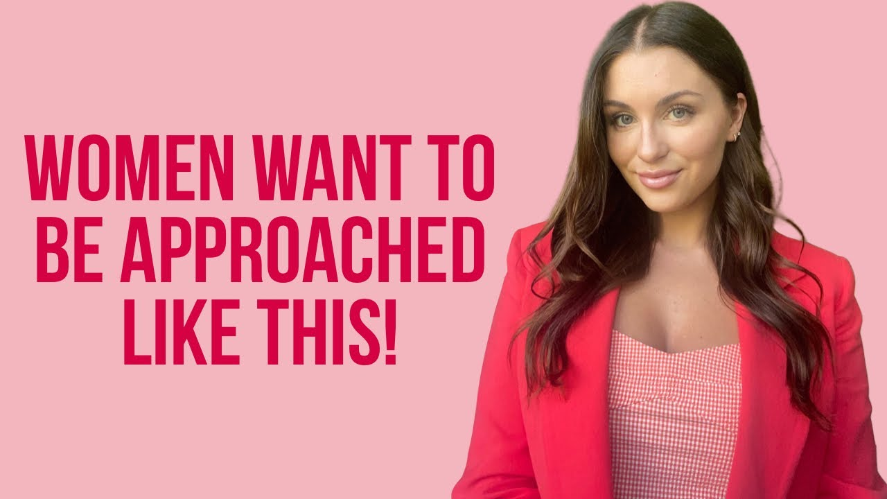 4 Tips On How To Approach Women (WITHOUT BEING CREEPY!)   Courtney Ryan