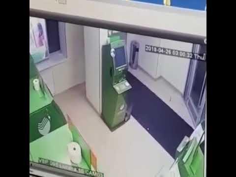 В Краснодаре взорвали банкомат в отделении Сбербанка