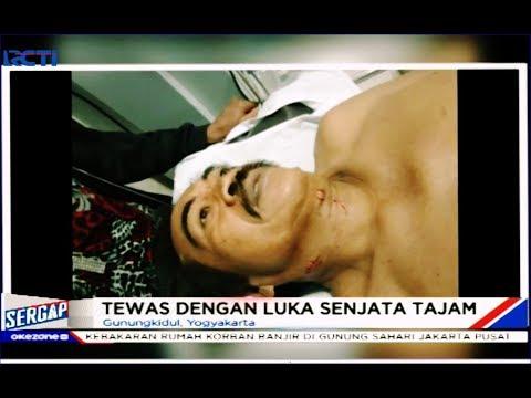 Janda di Gunung Kidul, Tewas Disamping Ketua RT yang Ditemukan Kritis - Sergap 03/01