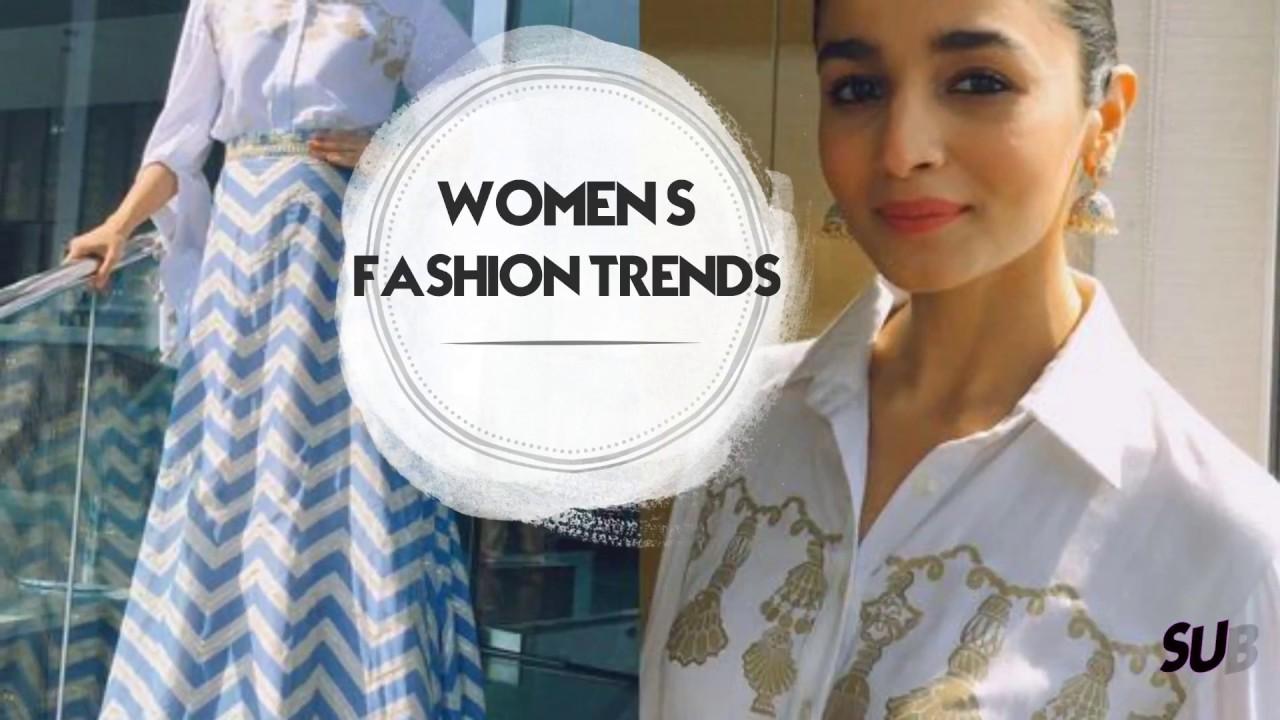 Latest & Stylish Designer Indian Clothing for Women's 2018-2019