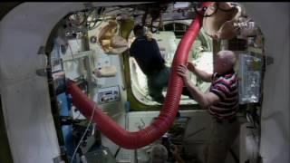 ISS EVA #43 - Defective MDM repair on May 23rd 2017