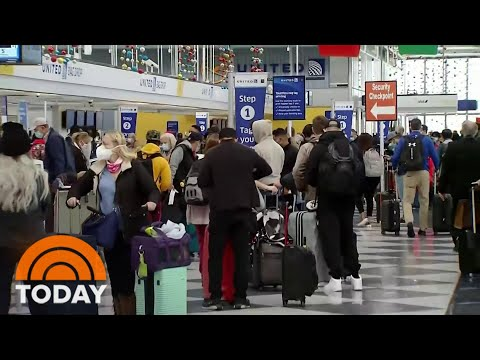 COVID-19 Cases In US Pass 13 Million Amid Fears Of Post-Thanksgiving Spike | TODAY