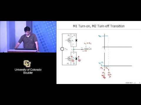 ECEN 5817 Resonant and Soft Switching Techniques in Power Electronics - Sample Lecture
