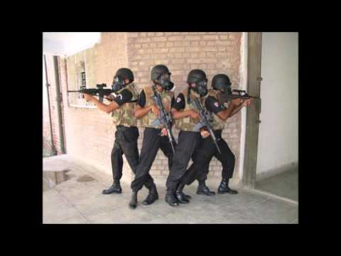 Punjab Counter terrorism department