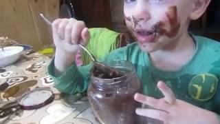 Шоколадная паста - простой и экономичный рецепт