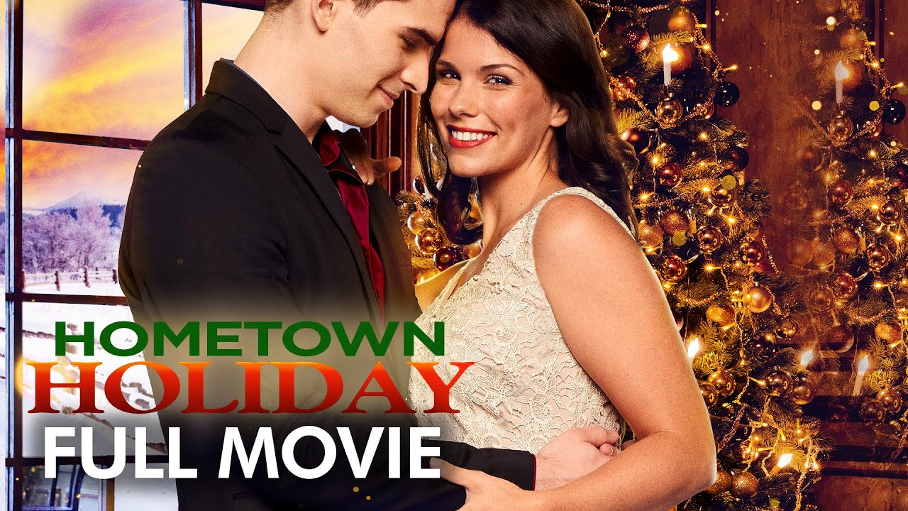 Hometown Holiday (2018) | Full Movie |  Sarah Troyer | Bradley Hamilton | Kevin McGarry