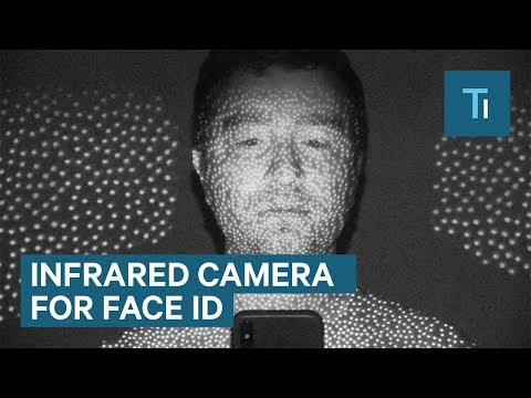 Download Youtube: Using An Infrared Camera To Show How Face ID Works