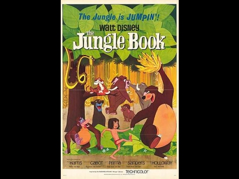The Jungle Book-1967 movie review