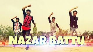 Nazar Battu Anthem Song | Nazar Battu | Dance Video | Dance Choreography by Zain | Hip hop dance