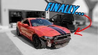 My 2019 Mustang GT is Home Finally BUT STILL MIGHT HAVE A MAJOR ISSUE...
