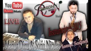 Marius Dinu &amp Sorin Niculae &amp Ionut Sorinel - Instrumentala 2015 LIVE ( Roson Music ...