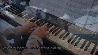 The last farewell (Roger Whittaker). Piano et arrangements: André Caron
