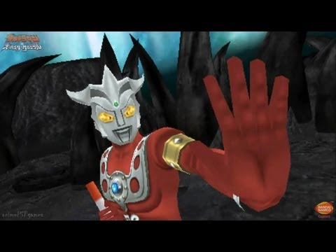 Ultraman All Star Chronicle Story 27 - 28 ★Play PSP ウルトラマンオールスタークロニクル