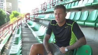 Андрей Воронин [футбол] об одесском Черноморце