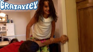 Amazing Father-Daughter Acrobatics (WK 138.6) | Bratayley