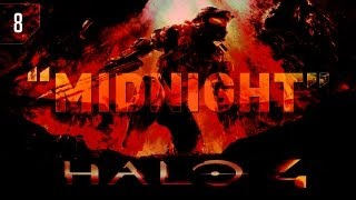Halo 4 | 1080p | MIDNIGHT - Mission 8 | Commentary