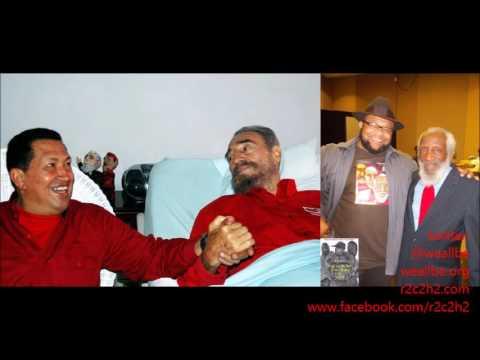 Baba Dick Gregory On Fidel Castro & Hugo Chavez