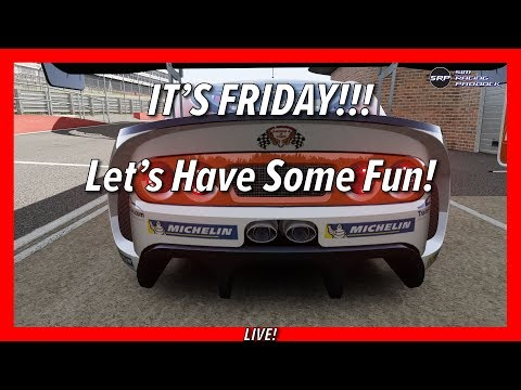 TGIF!! LET'S HAVE SOME FUN RACING! (Racing With Subscribers)